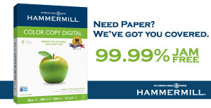 Hammermill got you covered ad